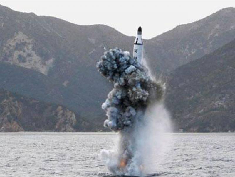 شمالی کوریا نے ایک اور بلیسٹک میزائل کا تجربہ کر لیا : جنوبی کوریا کا دعویٰ