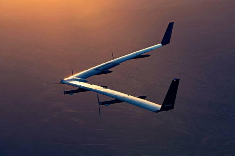 فیس بک کی ڈرون سے پوری دنیا میں انٹرنیٹ تک رسائی کی کوششیں جاری