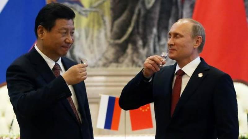 چین روس تعلقات تاریخ میں اپنے عروج پر ہیں