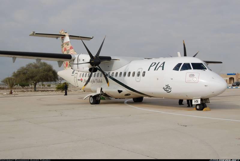 پی آئی اے کا طیارہ گرانے کی مبینہ سازش ناکام بنادی گئی