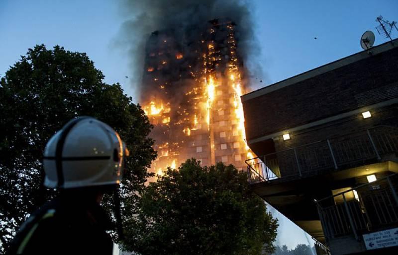 گرین فل ٹاور سانحہ میں مسلمان فیملی نے والدین سے محبت کی نئی مثال قائم کردی