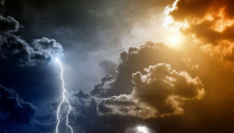 آج ملک کے مختلف حصوں میں بارشوں کا امکان ہے، محکمہ موسمیات