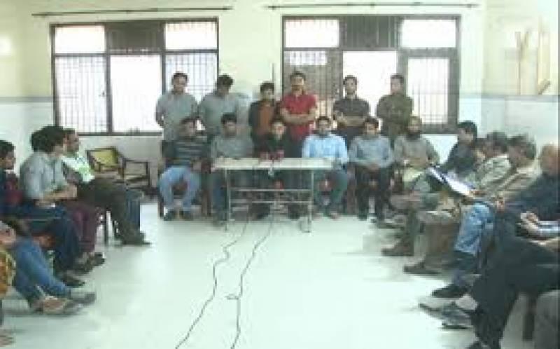 وسطی پنجاب میں بھی برن یونٹس کی سہولت موجود نہیں ، ینگ ڈاکٹرز ایسوسی ایشن پنجاب