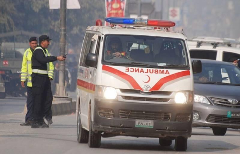 لیہ:ٹریفک حادثے میں 15افرادجاں بحق،24زخمی