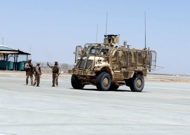 افغانستان: امریکی فوج کی کارروائی میں داعش کا اہم کمانڈر ہلاک