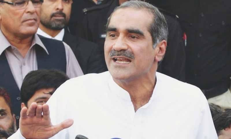 الزامات کی بنیاد پر سیاست ہو رہی ہے، کارکردگی کی بنیاد پر نہیں، سعد رفیق
