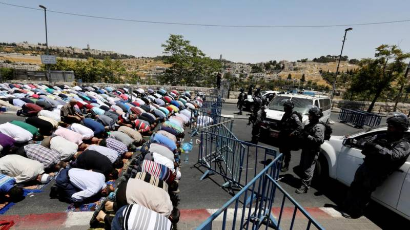 اسرائیلی فوج مسجد اقصیٰ کی بے حرمتی کررہی،عالمی برادری خاموش کیوں؟جامعہ الازھر