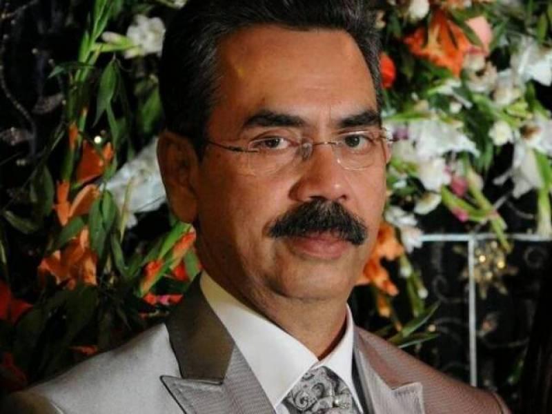 ایم کیو ایم کے سابق بانی رہنما سلیم شہزاد کا سیاسی جماعت بنانے کا اعلان