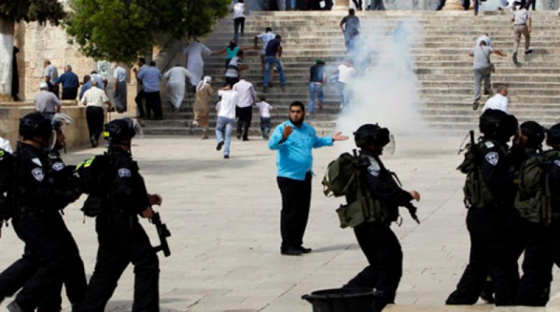 اسرائیلی پولیس کی دہشتگردی، 3فلسطینی شہید