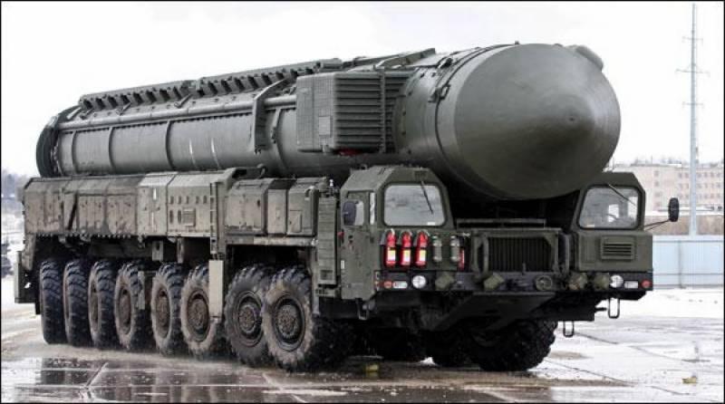 روس کا خطرناک ترین جوہری ہتھیاروں کی تیاری کا عندیہ