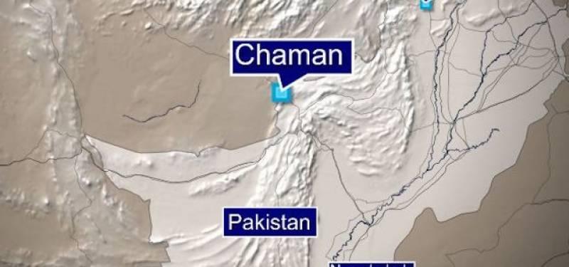 چمن' ایف ایس چیک پوسٹ کے قریب دھماکہ،ایک اہلکار شہید