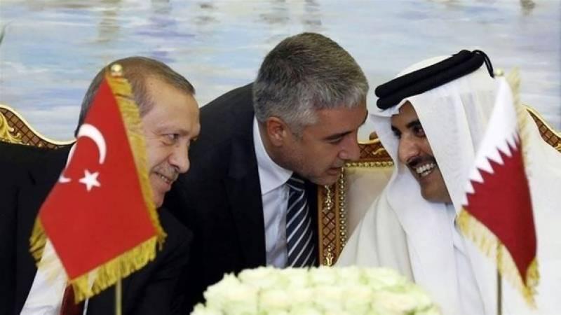 قطر نے اپنی ضروریات کا سامان ایران اور ترکی سے درآمد کرنا شروع کردیا