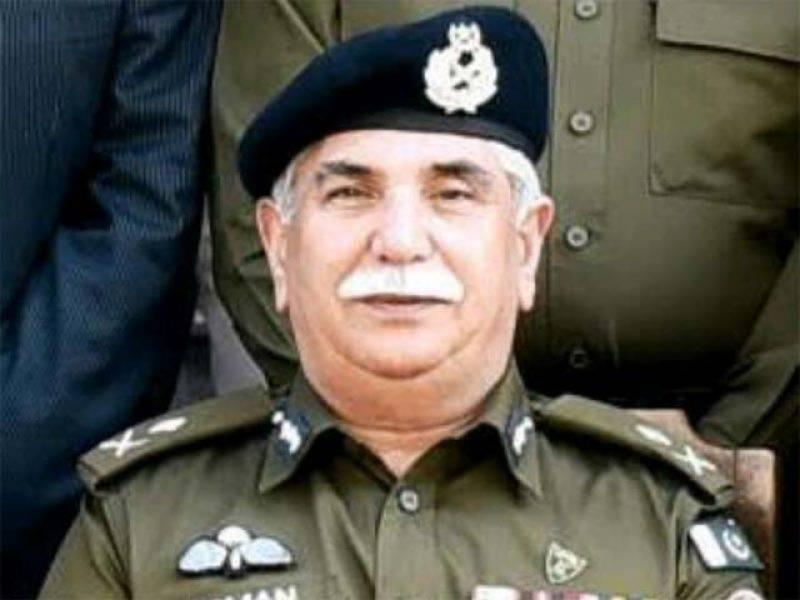کیپٹن ریٹائرڈ عثمان خٹک مستقل آئی جی پولیس پنجاب تعینات، نوٹیفکیشن جاری