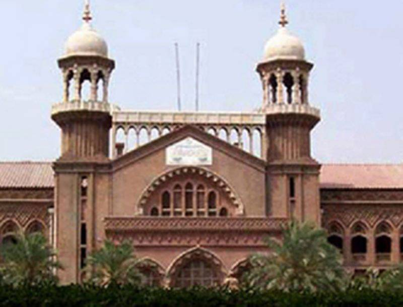لاہور ہائیکورٹ نےعثمان خٹک کی بطور مستقل آئی جی پنجاب تعیناتی کا نوٹیفکیشن معطل کر دیا