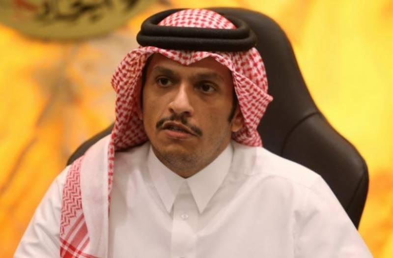 قطر کے وزیر خارجہ محمد بن عبدالرحمان الثانی اسلام آباد پہنچ گئے