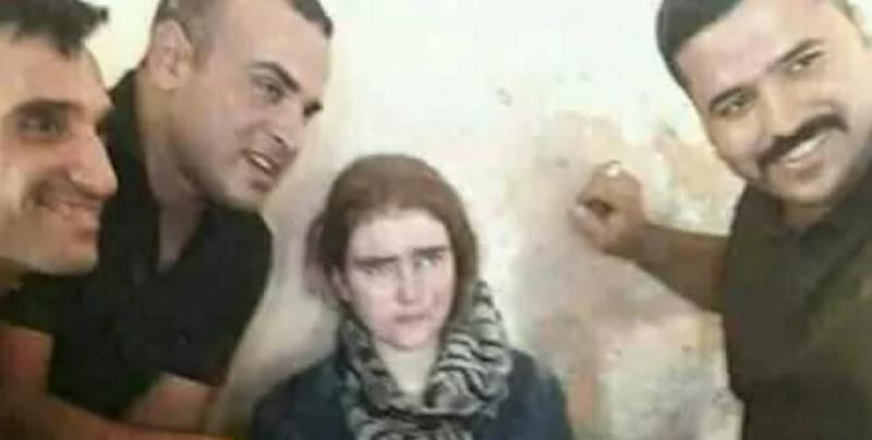 جہاد کی شوقین جرمن لڑکی موصل میں گرفتار