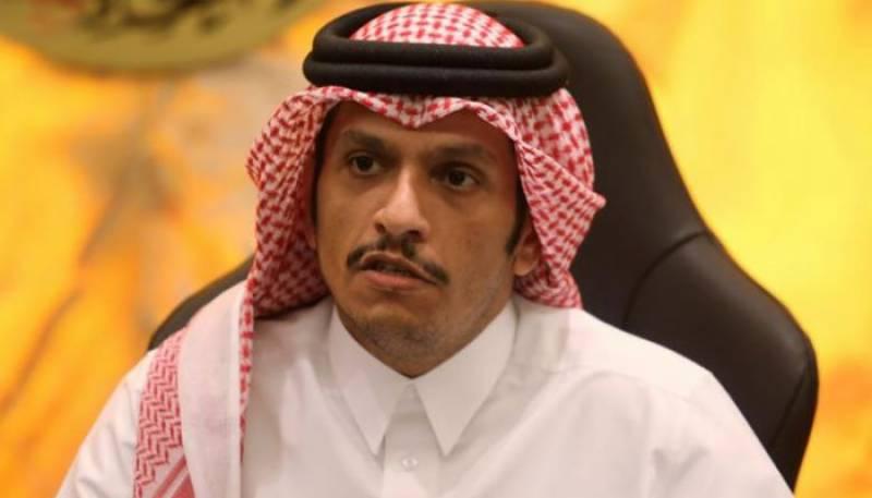 پاکستان قطر کشیدگی سفارتی طریقے سے حل چاہتا ہے: نوازشریف