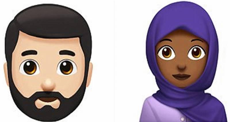 باحجاب اور داڑھی والے ایموجیز رواں سال دستیاب ہونیکا امکان