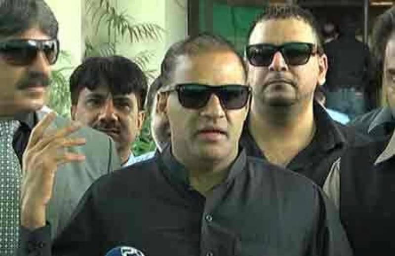 عمران خان کے والد نے پاکستان میں کرپشن کی بنیاد رکھی، عابد شیر علی