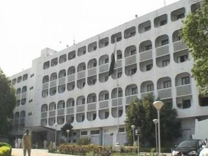 ایل او سی پر فائرنگ، بھارتی ڈپٹی ہائی کمشنر آج پھر دفتر خارجہ طلب
