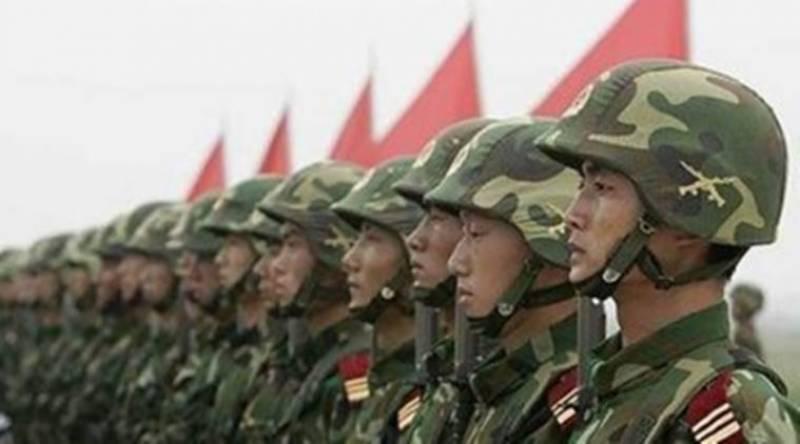 چین نے بھارتی سرحد پر بھاری اسلحہ وگولہ بارود پہنچا دیا