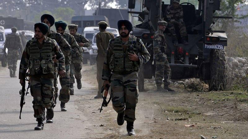 بھارتی مظالم کی انتہا، فوجی ٹرک نے ننھی بچی کو کچل دیا