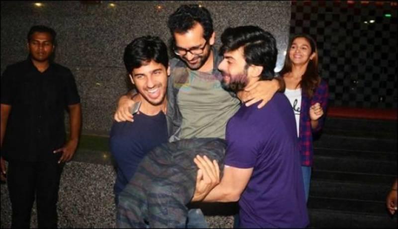 بالی ووڈ ہدایتکار دوبارہ فواد خان کیساتھ فلم بنانے کے خواہش مند