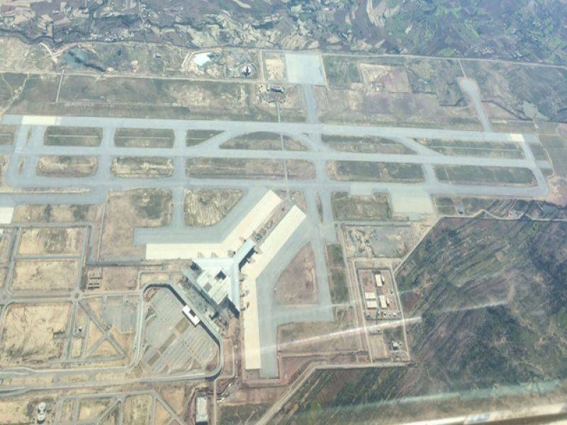 """نئے اسلام آباد ایئر پورٹ کا نام """" قائد اعظم انٹرنیشنل ایئر پورٹ"""" رکھنے کی منظوری دے دی گئی"""