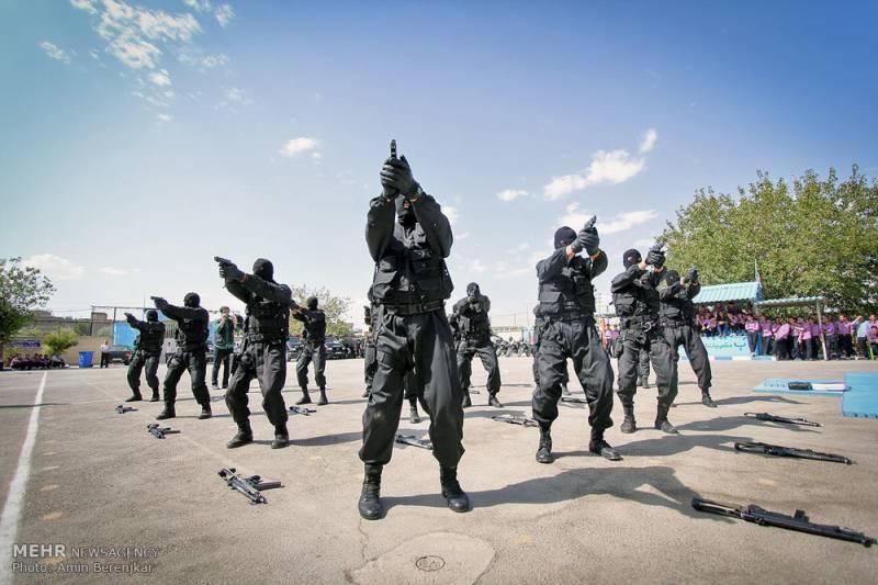 پاسداران انقلاب کا تین مبینہ دہشتگردوں کو ہلاک کرنے کا دعویٰ