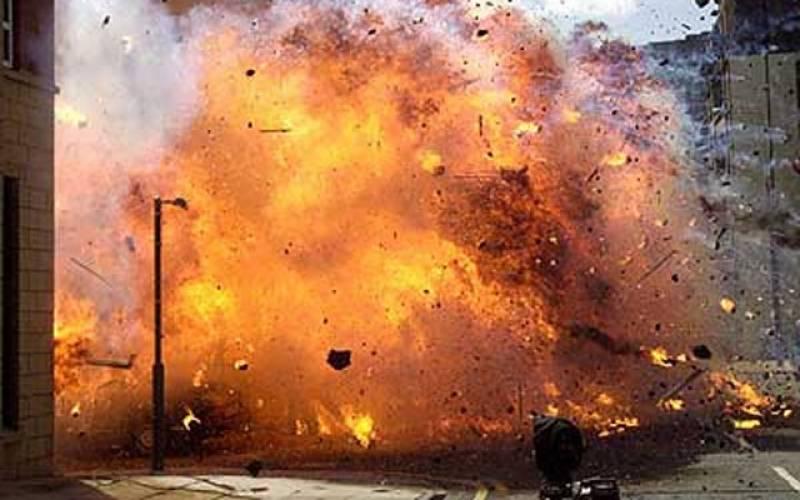 ایف سی چیک پوسٹ کے قریب دھماکہ، 2 اہلکارزخمی