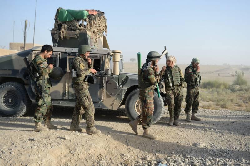 دہشتگردوں کیخلا ف مشترکہ آپریشن،القاعدہ کے دوکمانڈر ہلاک