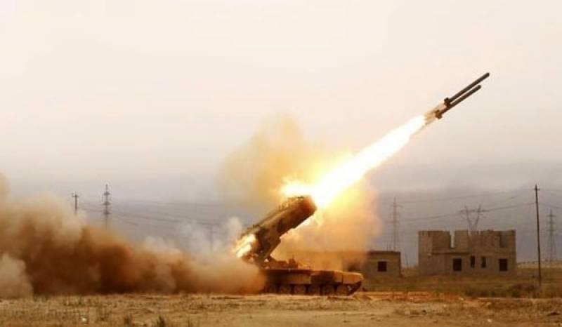 سعودی عرب نے میزائل حملہ ناکام بنا دیا