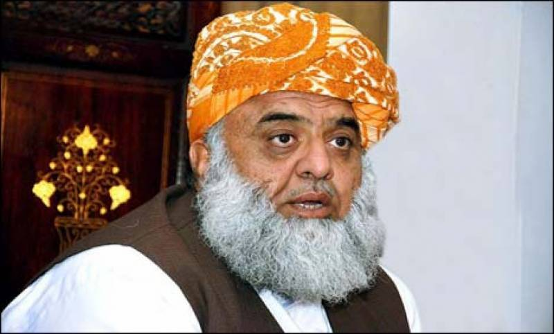 وزیر اعظم کی نااہلی نے آئینی ماہرین کو حیران کر دیا، مولانا فضل الرحمان