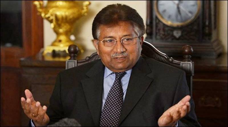 نوازشریف نااہلی میں فوج کا کوئی کردار نہیں، پرویز مشرف