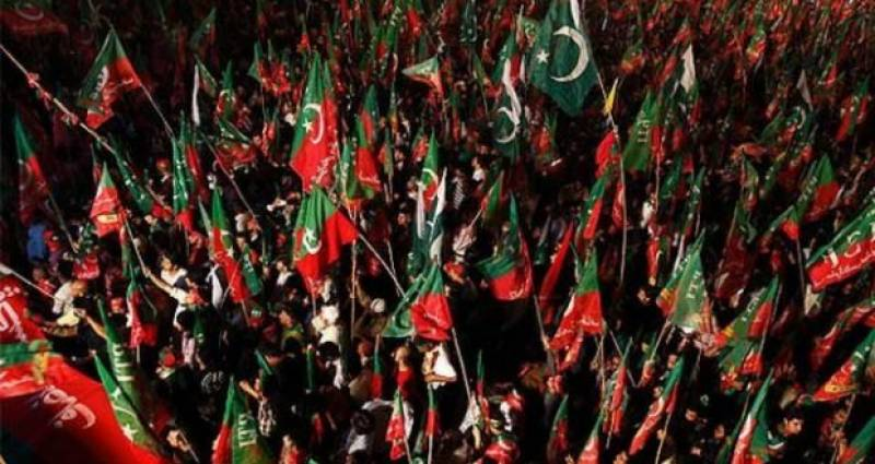 پی ٹی آئی کا یوم تشکر، اسلام آباد میں پنڈال سج گیا
