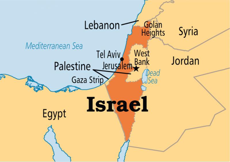 اسرائیل فاشزم کی طرف بڑھ رہا ہے، رہنما حزب اختلاف
