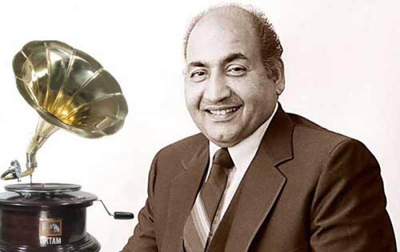 عظیم گلوکار محمد رفیع کو بچھڑے 37 برس بیت گئے