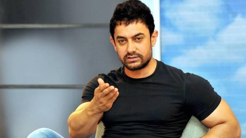 عامر خان نے فلم کا سین دوبارہ شوٹ کرنیکا فیصلہ کر لیا