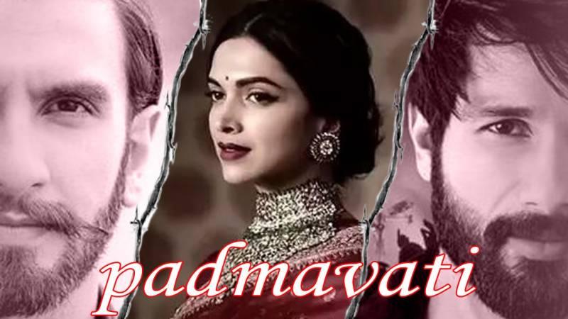 """فلم """"پدماوتی"""" کی تاریخ نمائش کا اعلان، 17نومبر کو ریلیز ہو گی"""
