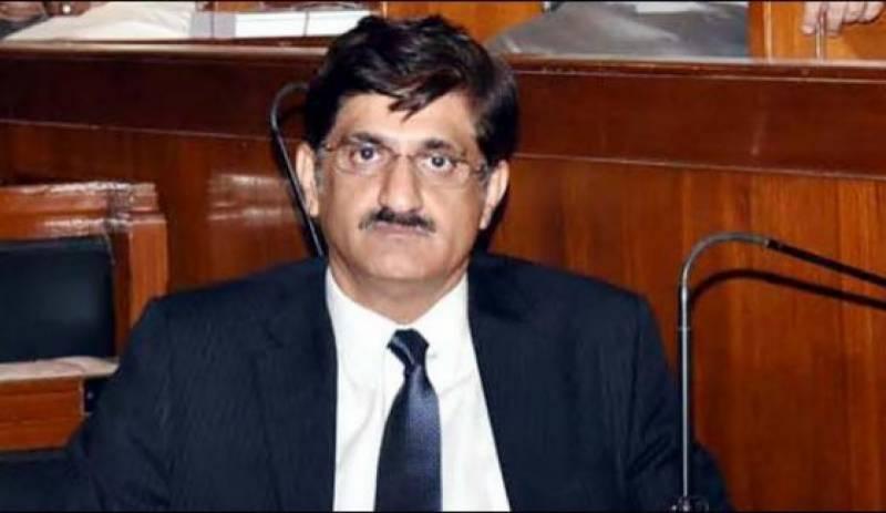 وزیراعلی سندھ نے بینک منیجر کی ہلاکت پرنوٹس لے لیا
