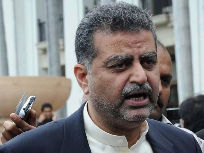 زعیم قادری کی گاڑی پنجاب ہاؤس کے باہر روک لی گئی
