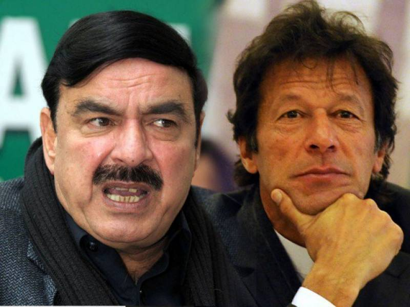عمران خان اور شیخ رشید کی تاحیات نااہلی کیلئے لاہور ہائیکورٹ میں درخواست دائر
