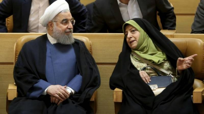 ایرانی صدر نے تنقید کے بعد دو خواتین کو نائب صدر کا عہدہ دے دیا