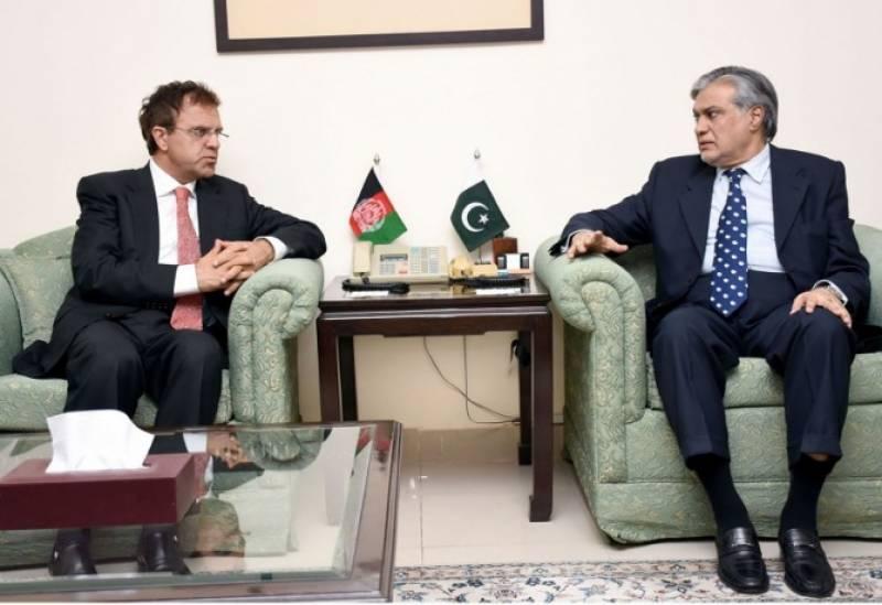 پاک-افغان تجارتی مذاکرات کا سلسلہ دوبارہ شروع کرنے کا فیصلہ