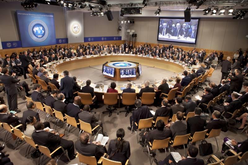 آئی ایم ایف کا ہیڈکوارٹر 2027میں چین منتقل کرنے کا اعلان