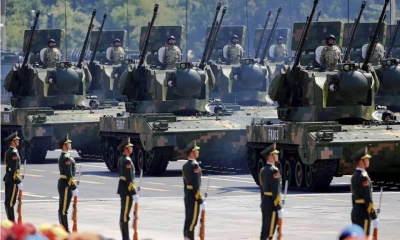 بھارت نے ڈوکلام سے فوج واپس نہ بلائی تو محدود جنگ ہوسکتی ہے، چین