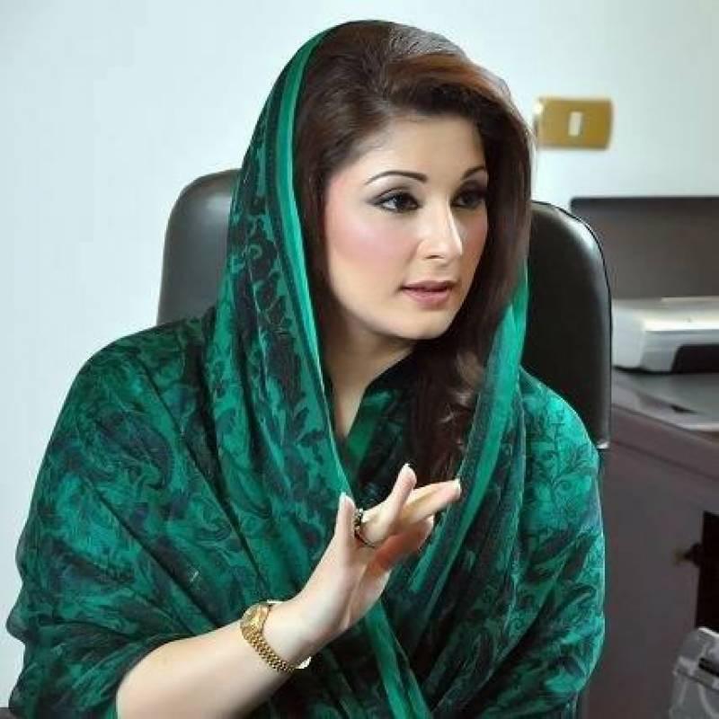 اسلام آباد سے جہلم تک جذبہ ختم نہیں ہوا، صرف بڑھا ہے، مریم ٹوئٹ