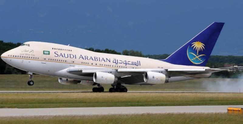 سعودی عریبین ایئرلائنز 14ستمبر سے ماریشس کیلئے براہ راست پروازیں شروع کرے گی