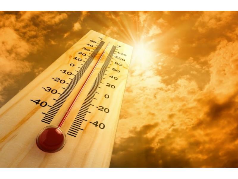 عراق میں درجہ حرارت عروج پر، سرکاری چھٹی کا اعلان کر دیا گیا