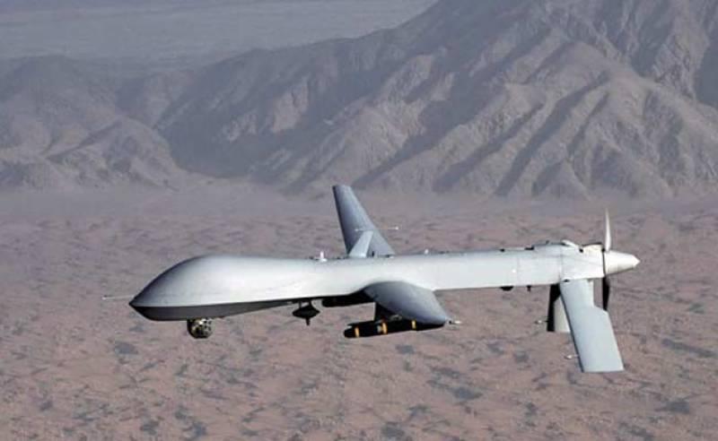 افغانستان میں ڈرون حملے میں 6 طالبان جنگجو ہلاک